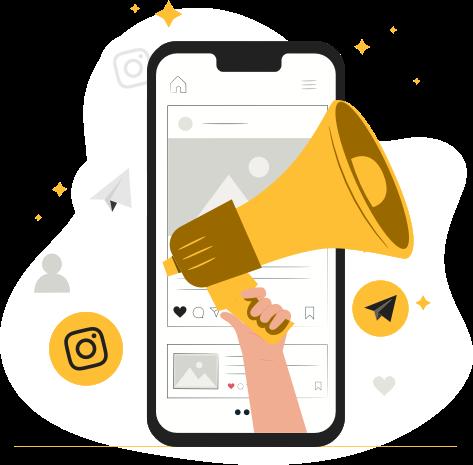 تلگرام و اینستاگرام DUXLab